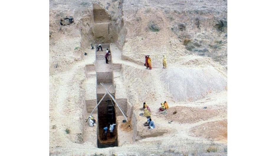 Rajasthan's Early Stone-Age Settlers