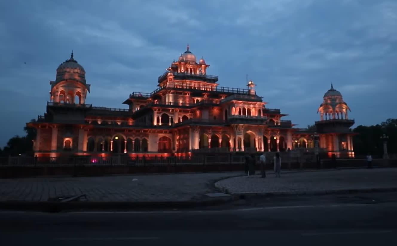Albert Hall in evenings   LHI