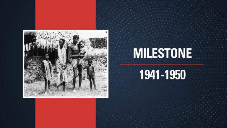 Bengal Famine of 1943: Winston Churchill's Death Blow