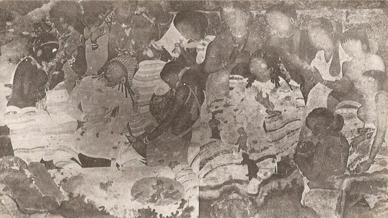Bagh Caves: The Ajanta Artists' Other Canvas