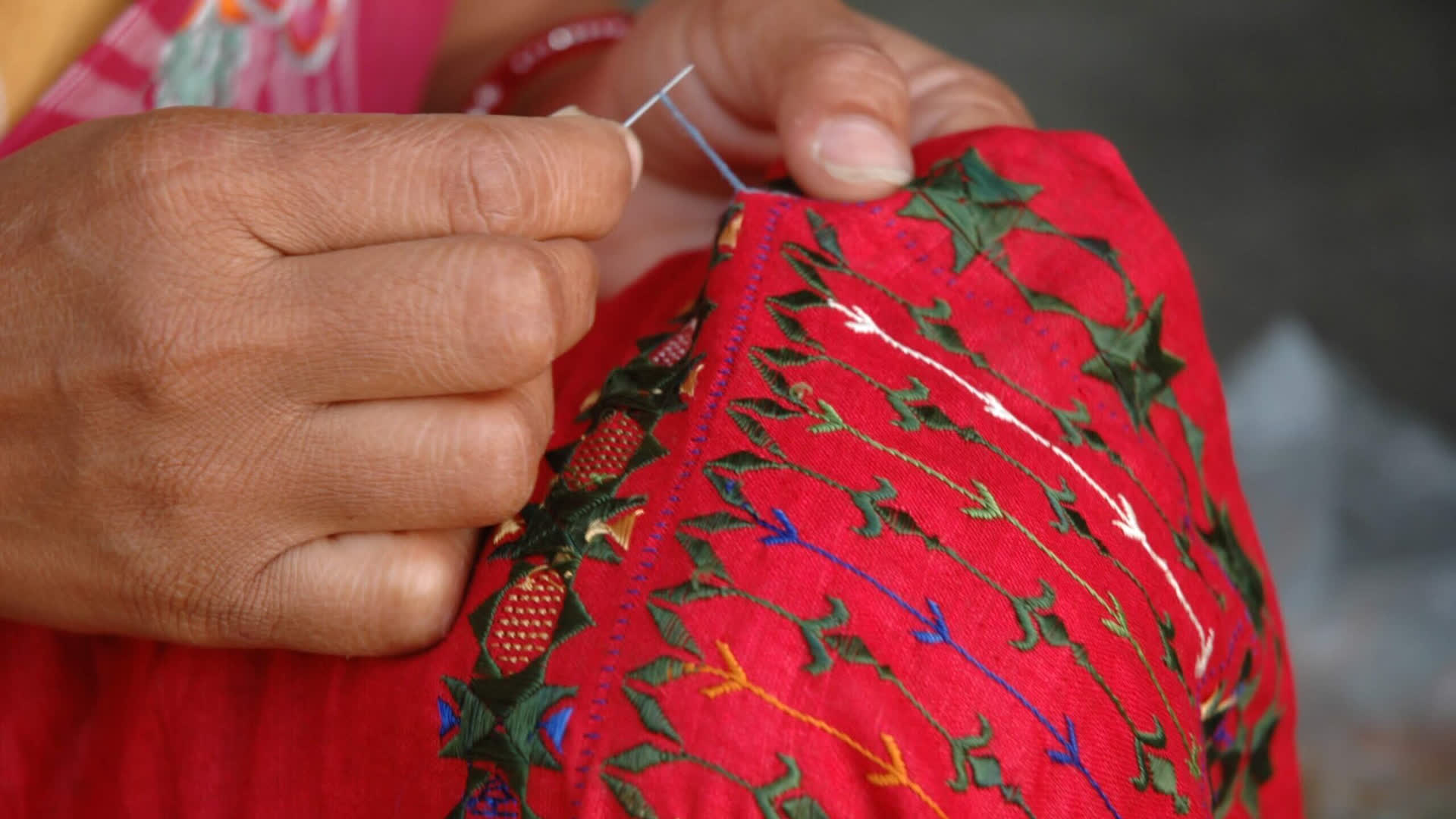 Threads of the Kutch