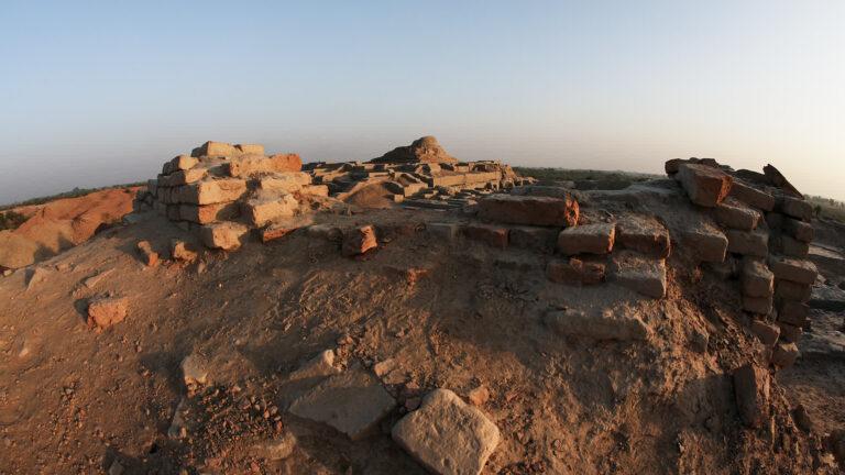 A Journey to Mohenjo-daro