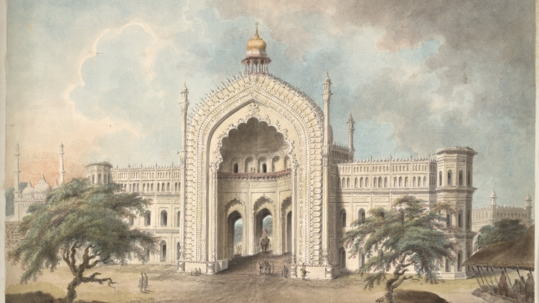 Lost Lucknow