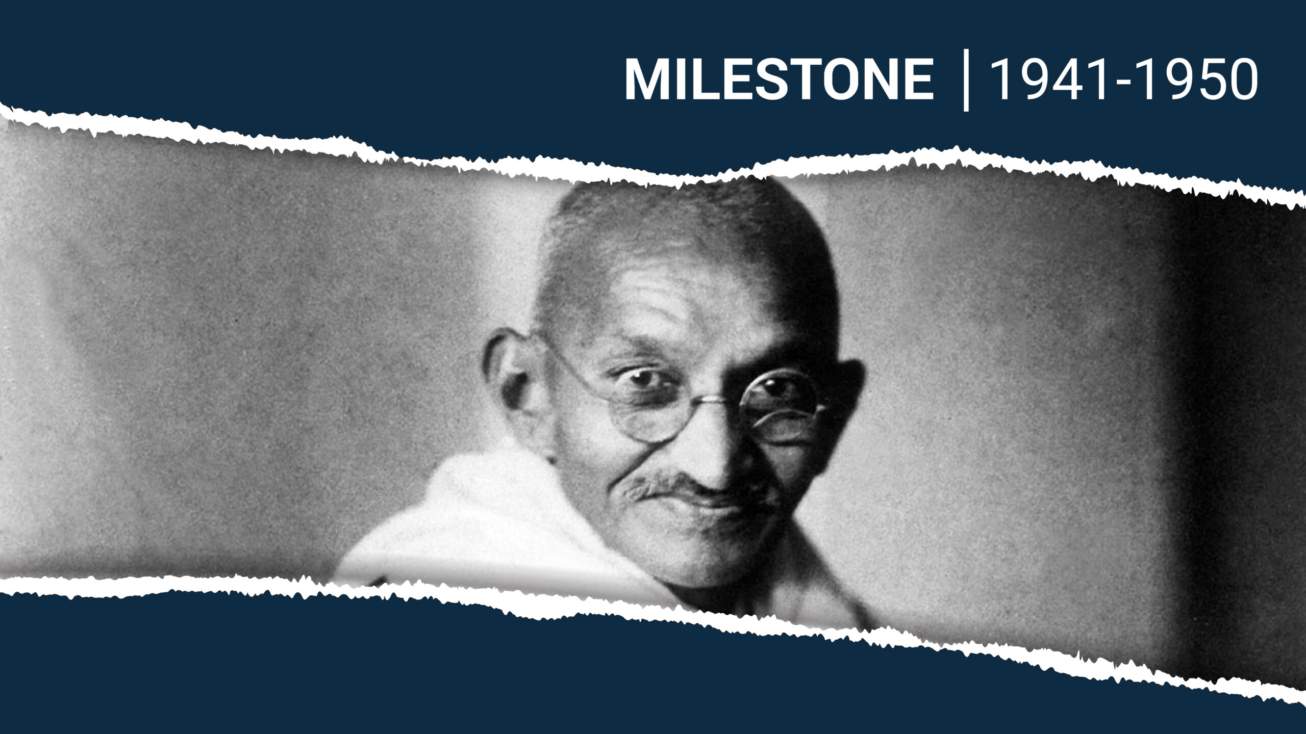 The Day The Mahatma Died