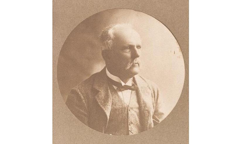 Photograph of Samuel Swinton Jacob