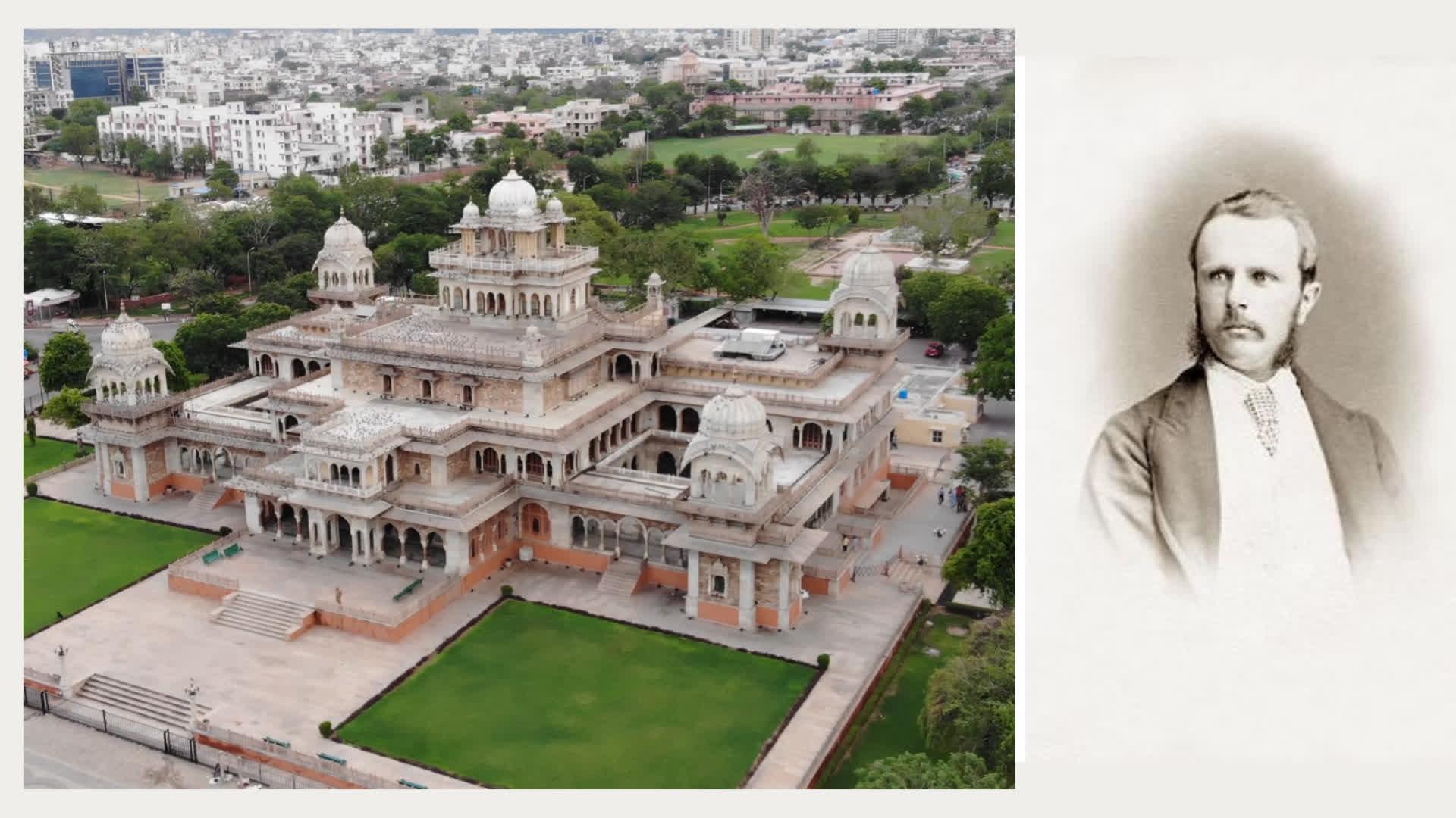 Samuel Swinton Jacob: A Jaipur Love Story