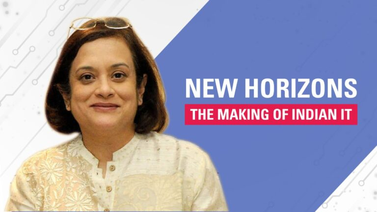New Horizons with Debjani Ghosh | The Making of Indian IT