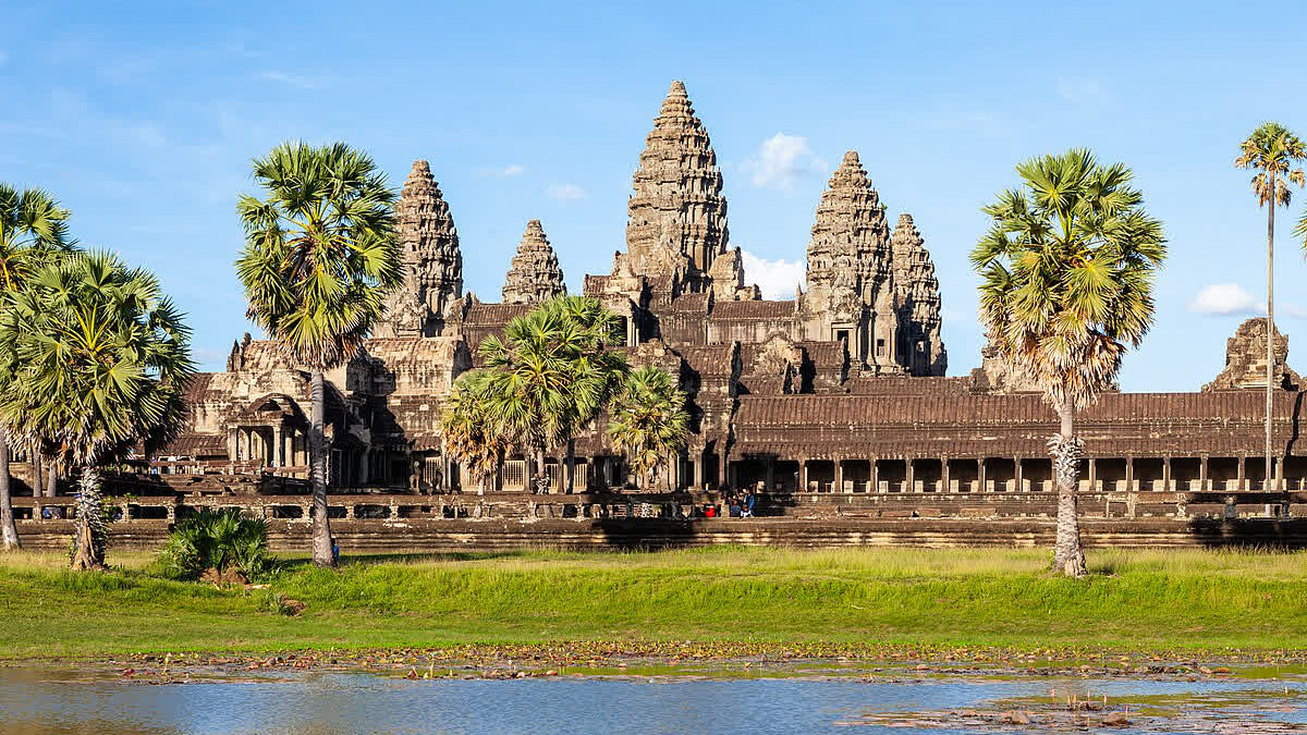 Cambodia's Ancient Ties with India