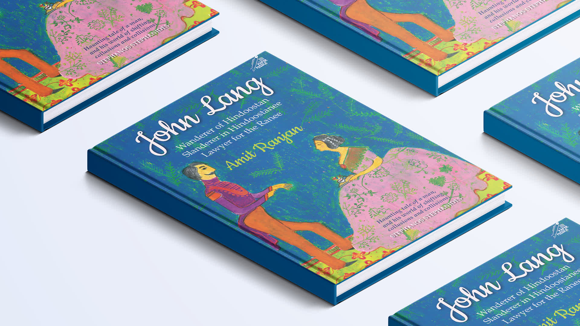 Book Launch LIVE: John Lang by Amit Ranjan