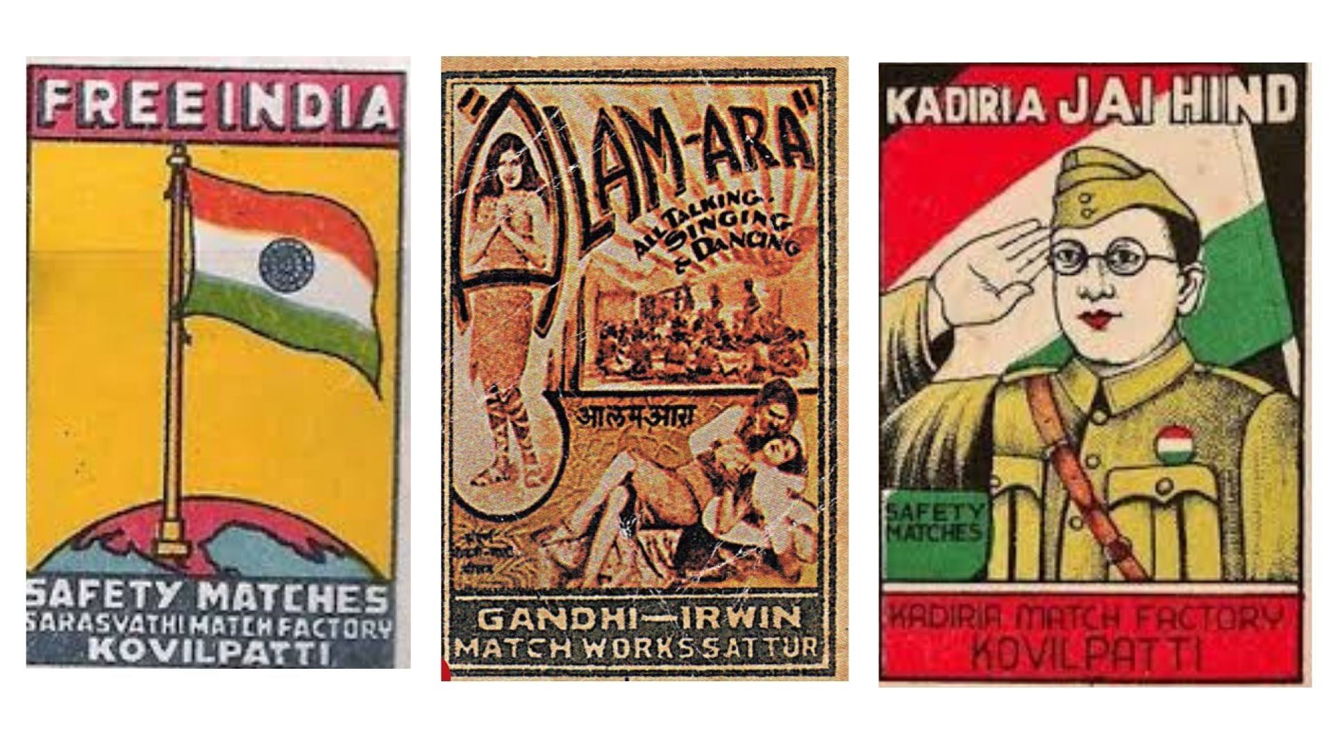Swadeshi Through Matchboxes: The Spark of Freedom
