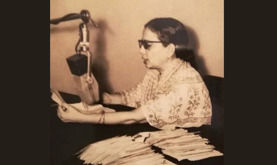 Saeeda Bano: India's First News Reader Who Lived Life On Her Own Terms