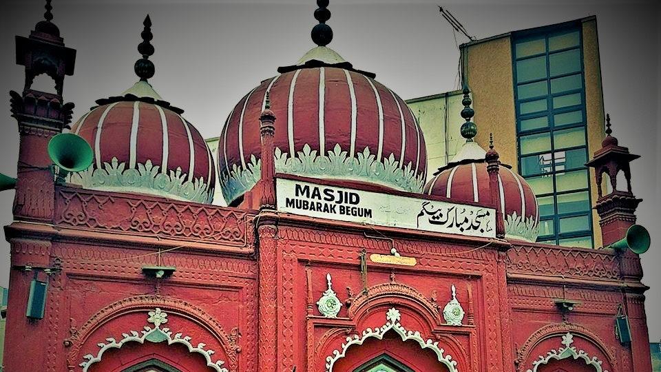 Masjid Mubarak Begum: Remembering the 'Generalee Begum' Everyone Loved to Hate