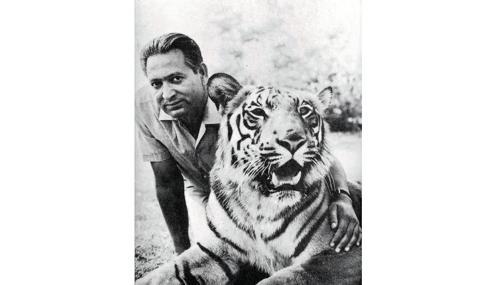 Kailash Sankhala: Roaring For India's Tigers