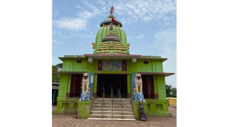 Lankeshwari: The Odia Goddess From Sri Lanka