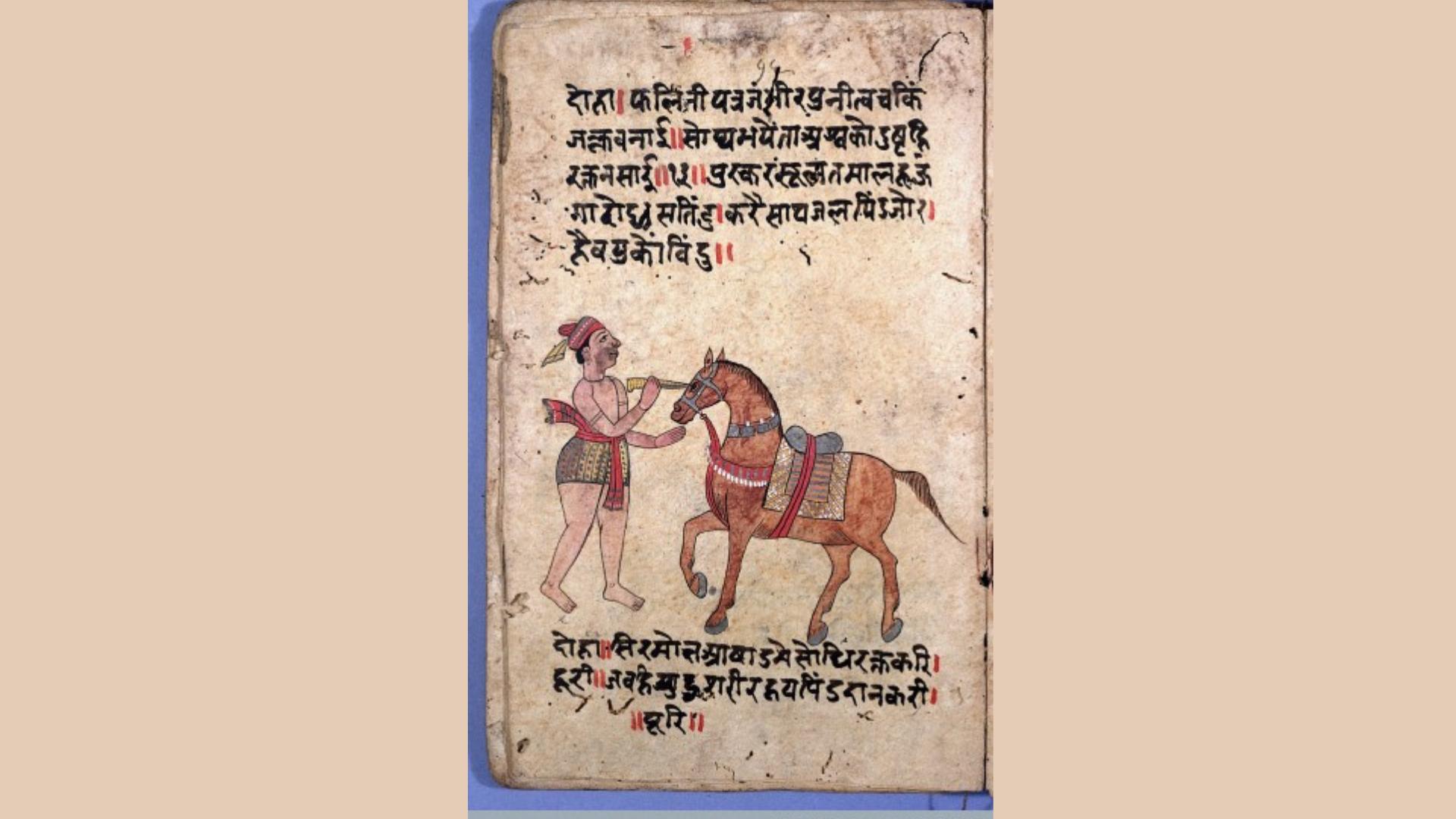 Shalihotra: He Wrote The Book on Horses