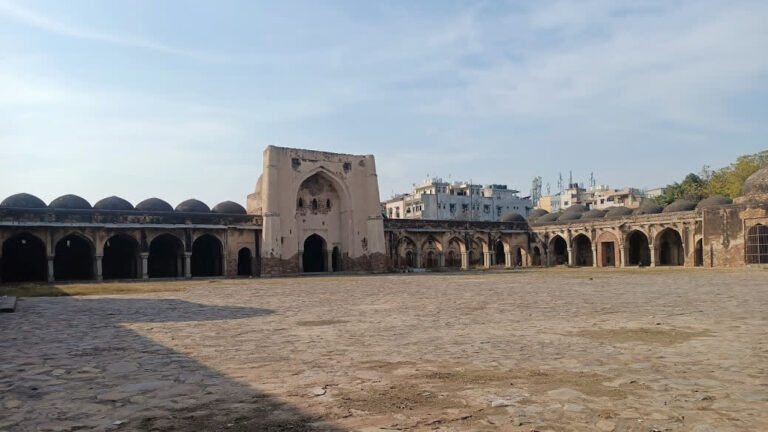 Medieval Delhi's Telangana Connection