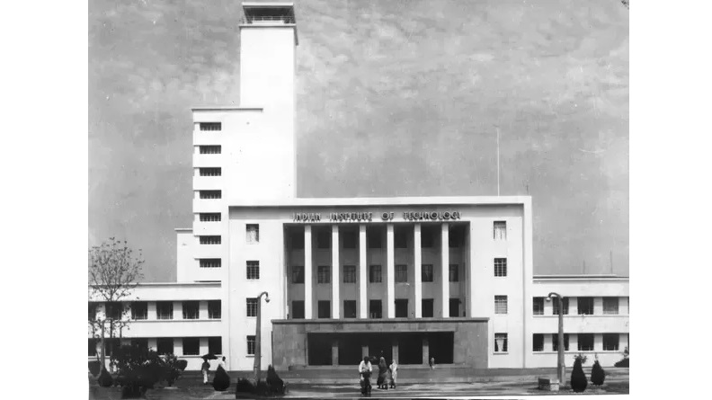 India's First IIT Started Life in a Prison Camp