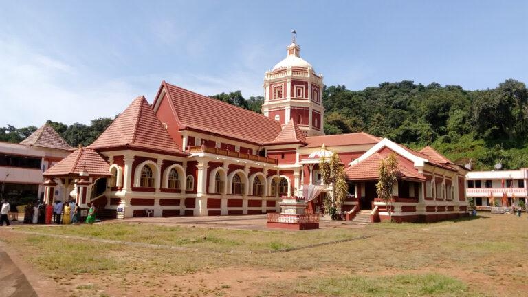 Goa's 'European Temples'