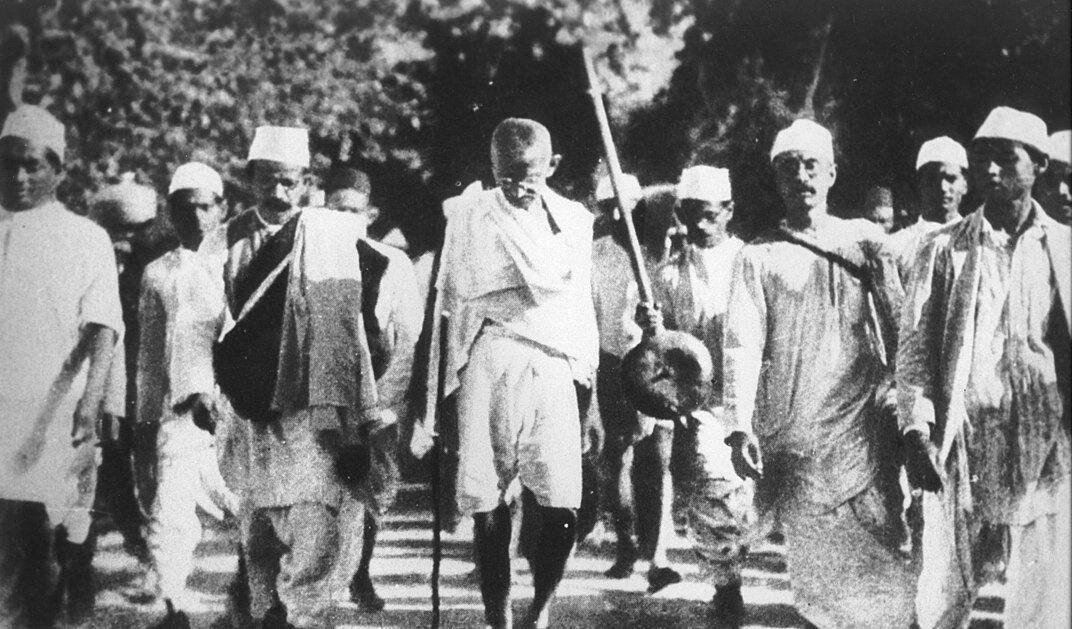 Individual Satyagraha: The Power of One