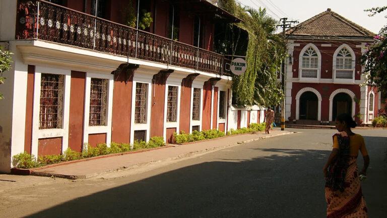 Fontainhas: Goa's Mozambique Connection
