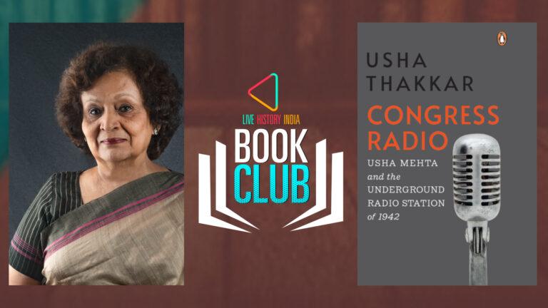 Usha Thakkar on Congress Radio: Usha Mehta and the Underground Radio Station of 1942