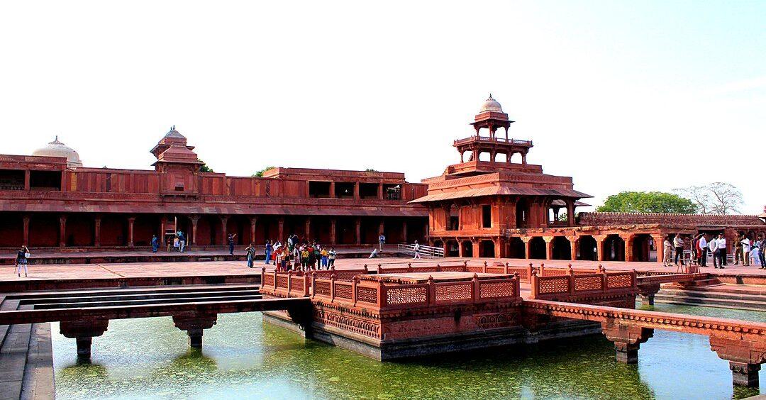 Fatehpur Sikri after Akbar