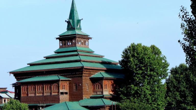 Monuments In and Around Sheher-i-Kashmir – Srinagar