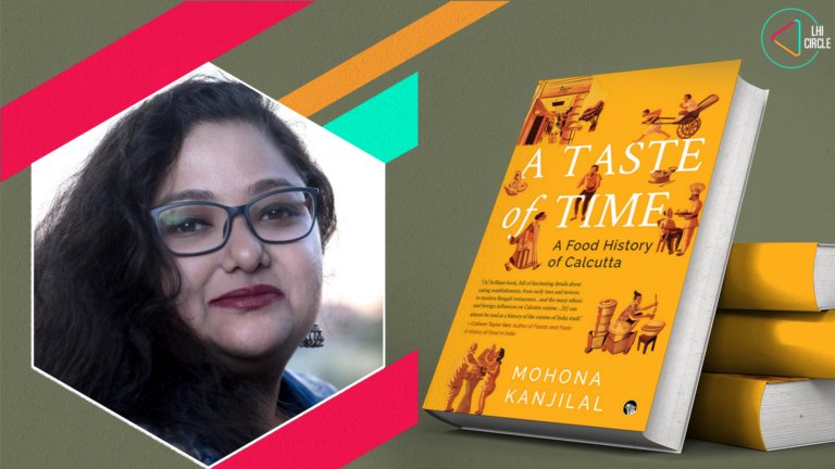 Kolkata's Food History with Mohona Kanjilal
