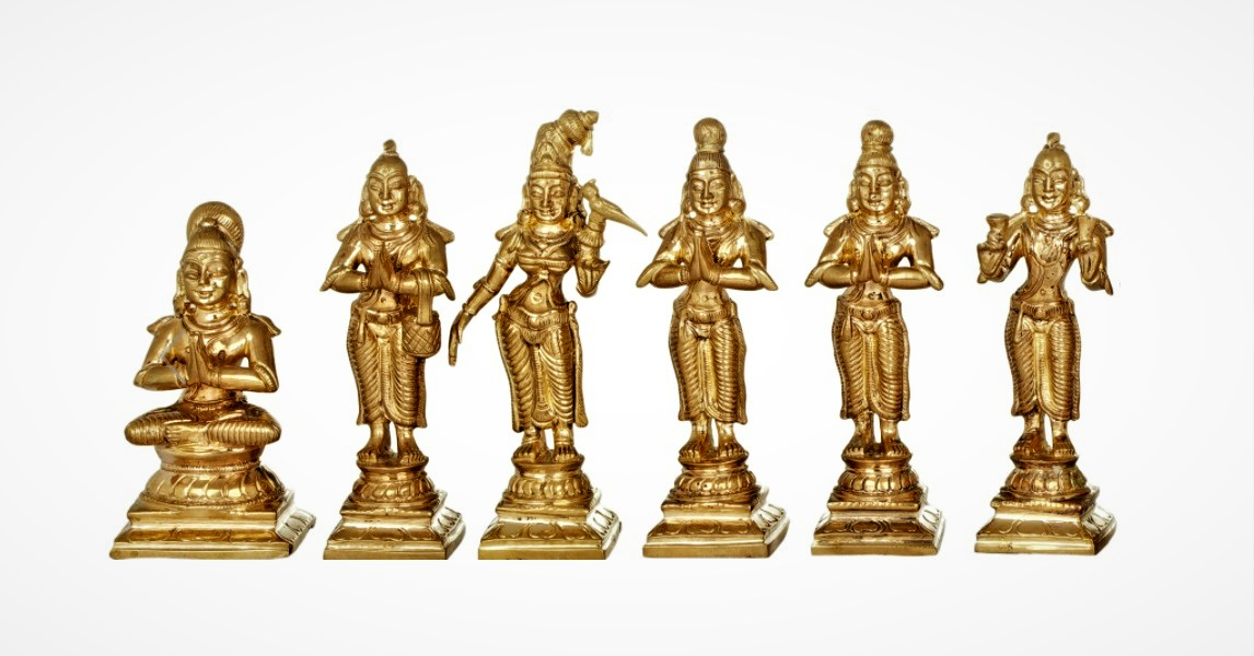 Origin of the Bhakti Movement: The Alwars and the Nayanars (6th to 9th centuries CE)