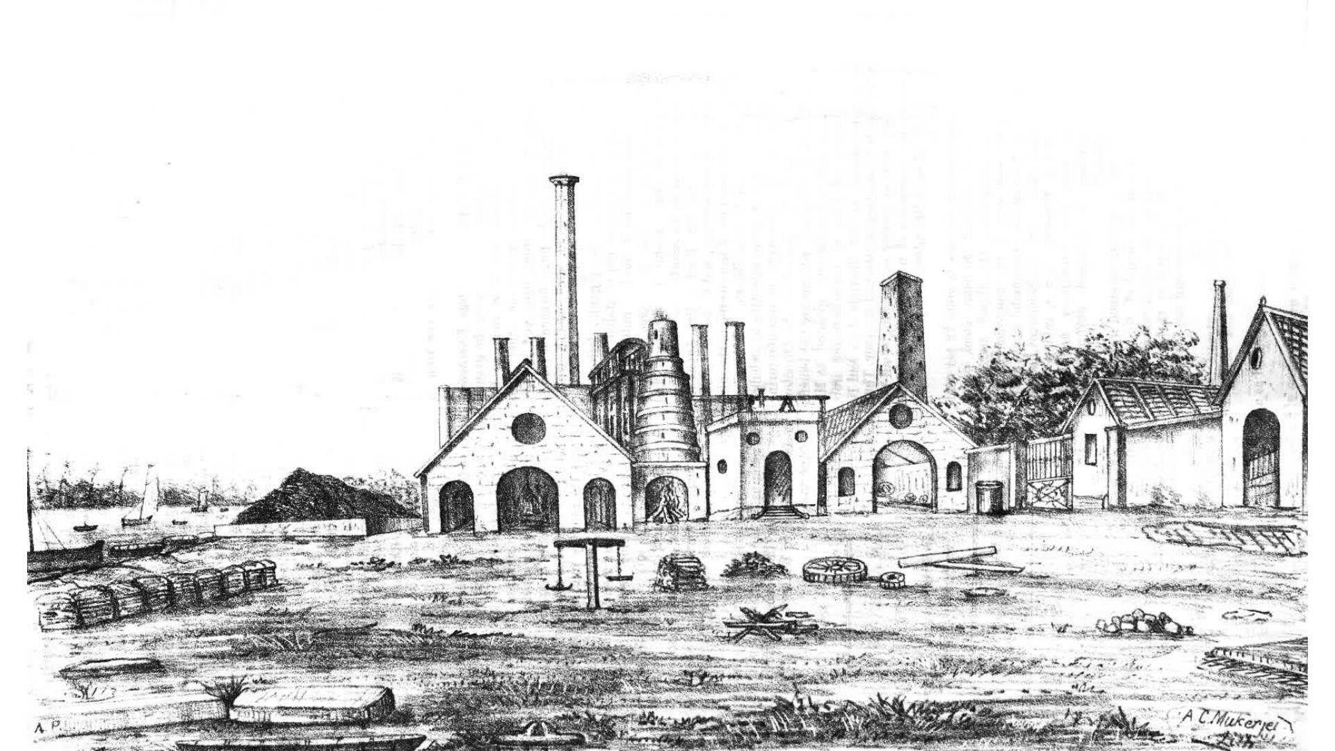 Parangipettai: Home To India's First Iron & Steel Plant