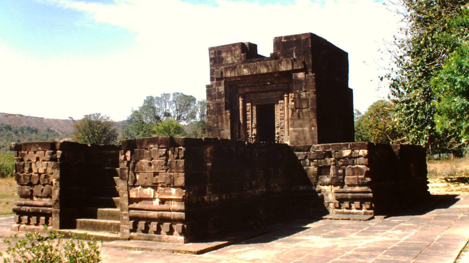 Nachna: Key To Hindu Temple Architecture