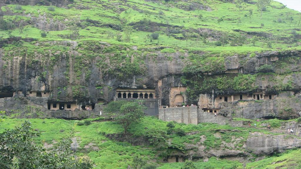 Lenyadri: From Buddhist Caves To An Ashtavinayak Temple