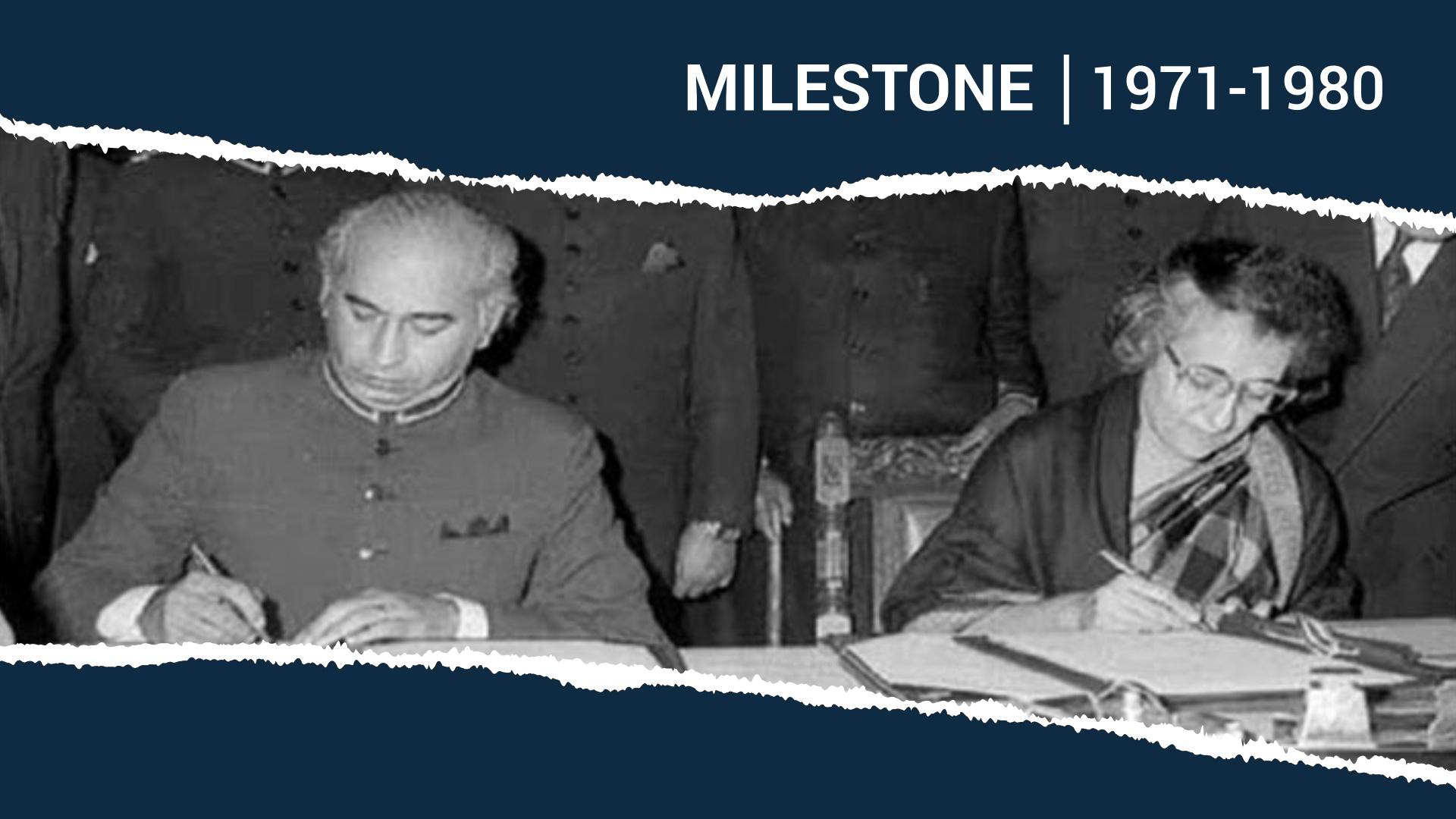 Simla Agreement: A Controversial Peace Deal