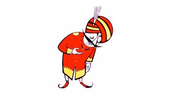 Air India and the Maharajah Man