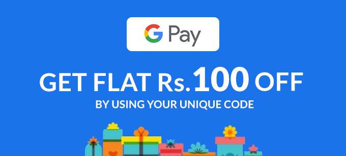Google Pay PaisaWapas Unique Code