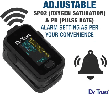 Dr. Trust Signature Series Pulse Oximeter