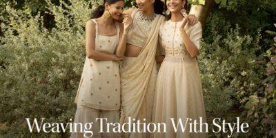 Myntra sarees