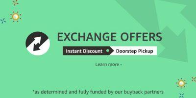 Amazon Exchange Offers