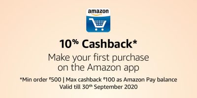 Amazon pay offer