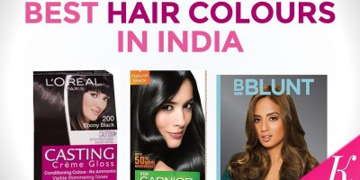 best hair colour in india