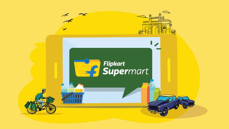 Flipkart Grocery Offers