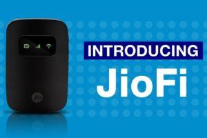 Reliance JioFi 4 Router