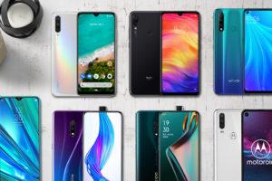 List of Top Mobiles Below 20000 In India