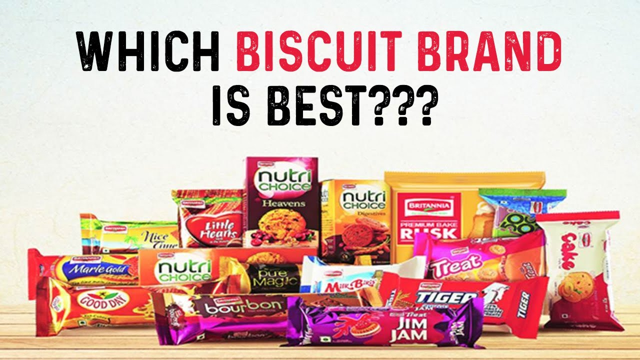 Top Best and Favorite Biscuit Brands in India