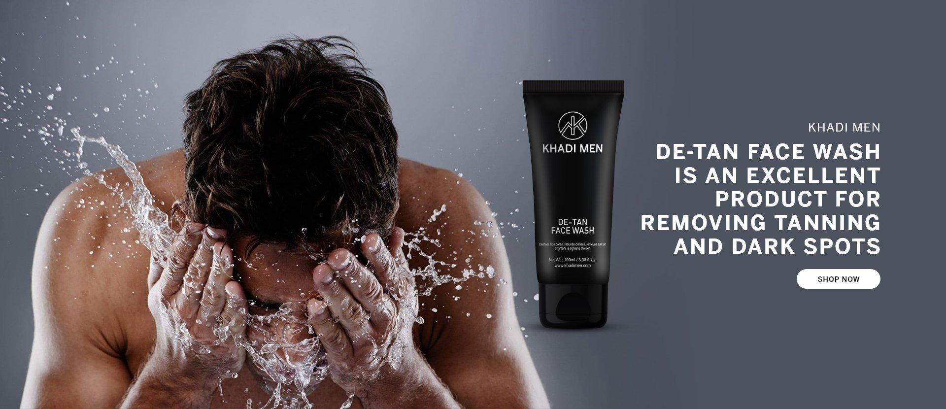 Best Face wash for men