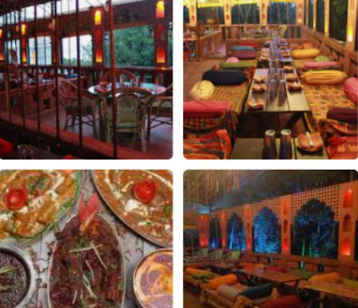 Theme restaurants in navi mumbai