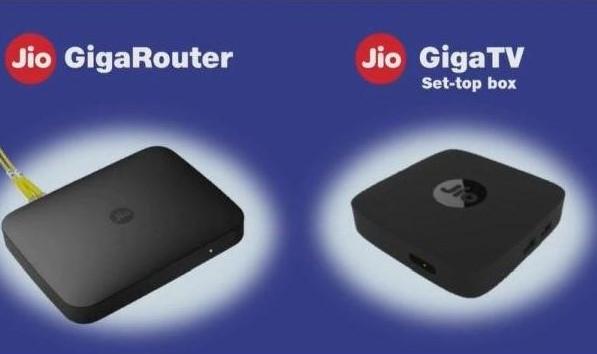 JIO Router