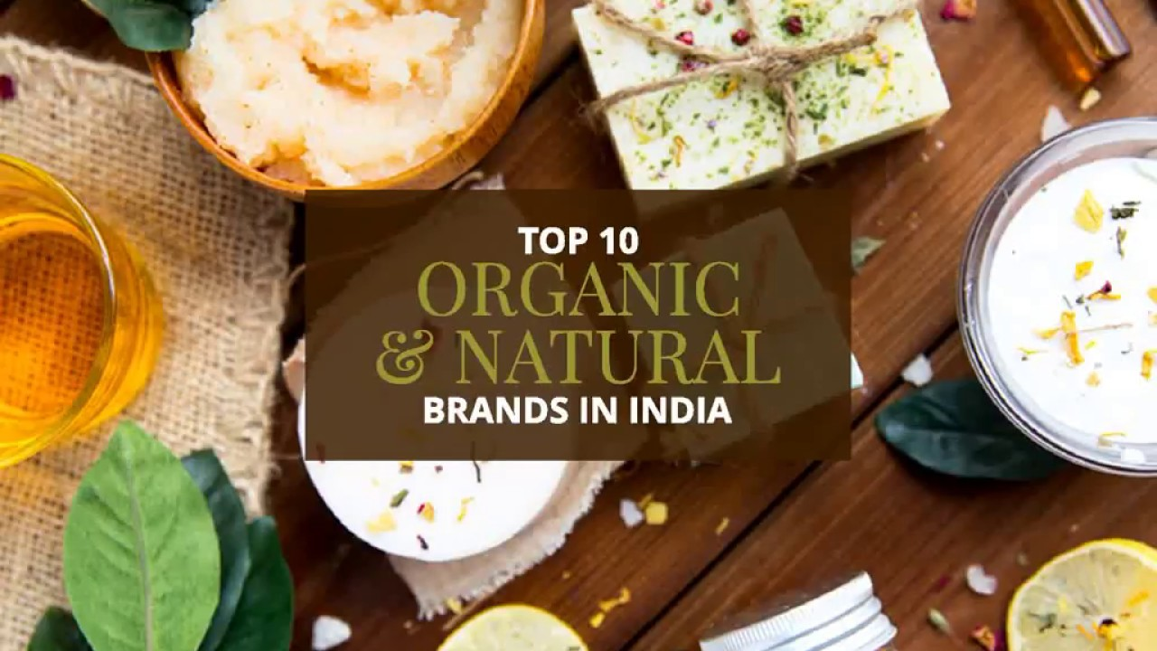 Top Organic Food Brands in India