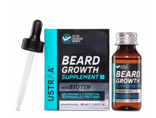 EXCLUSIVE DEAL| Buy Beard Growth Booster Pack Rs.725