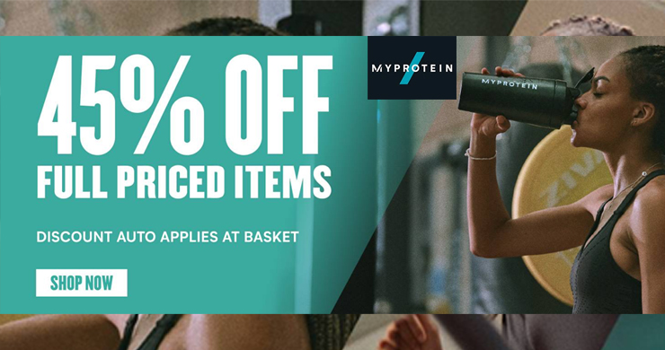 Myprotein Sale